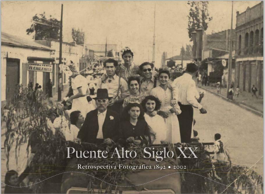 Puente Alto Siglo XX
