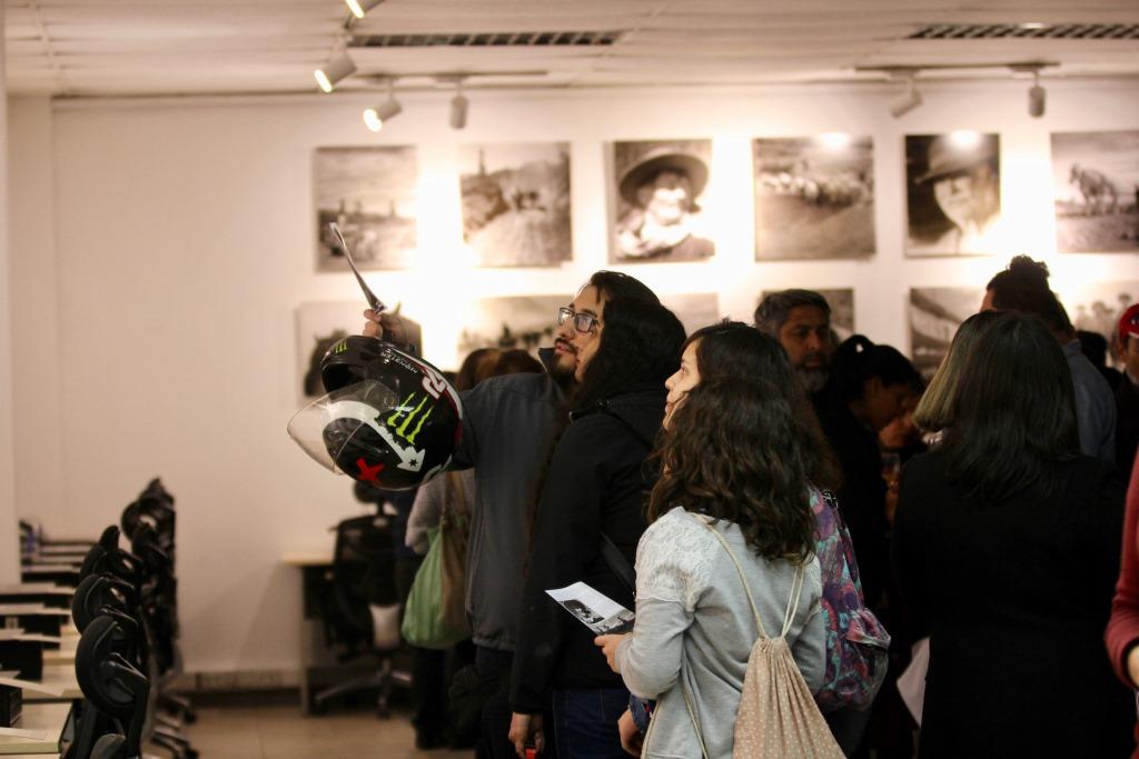 "Lanzamiento de exposición fotográfica ""Un austriaco descubre Chile"""