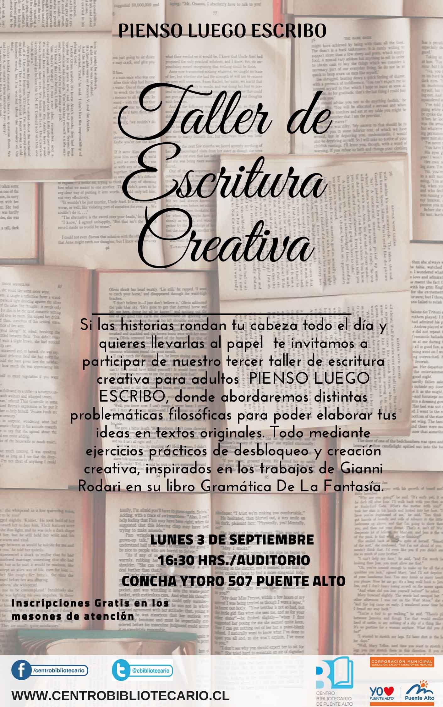 Taller de Escritura Creativa (1)