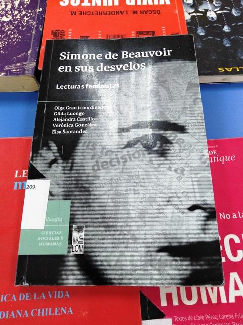 """""""Simone de Beauvoir en sus desvelos"""" [Reseña]"""