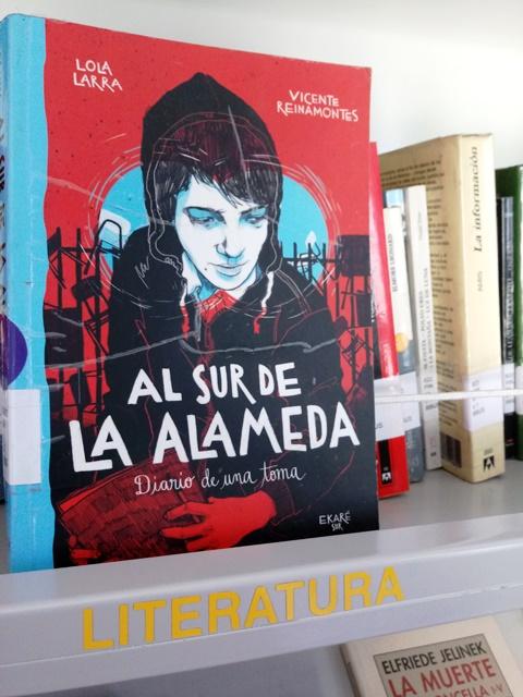 """""""Al sur de la Alameda. Diario de una toma"""" [Reseña]"""