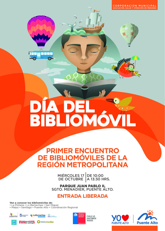 Primer Encuentro Regional de Bibliomóviles