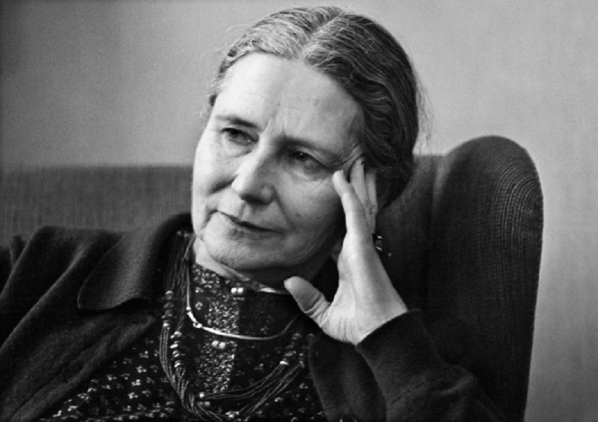 Doris Lessing [Autora destacada]
