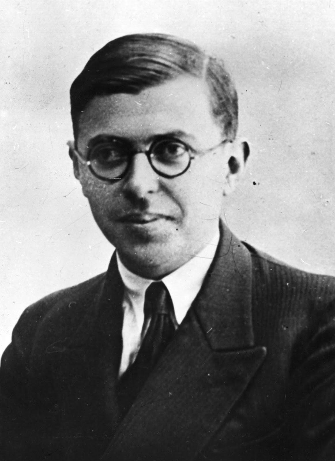 Jean Paul Sartre [Autor destacado]