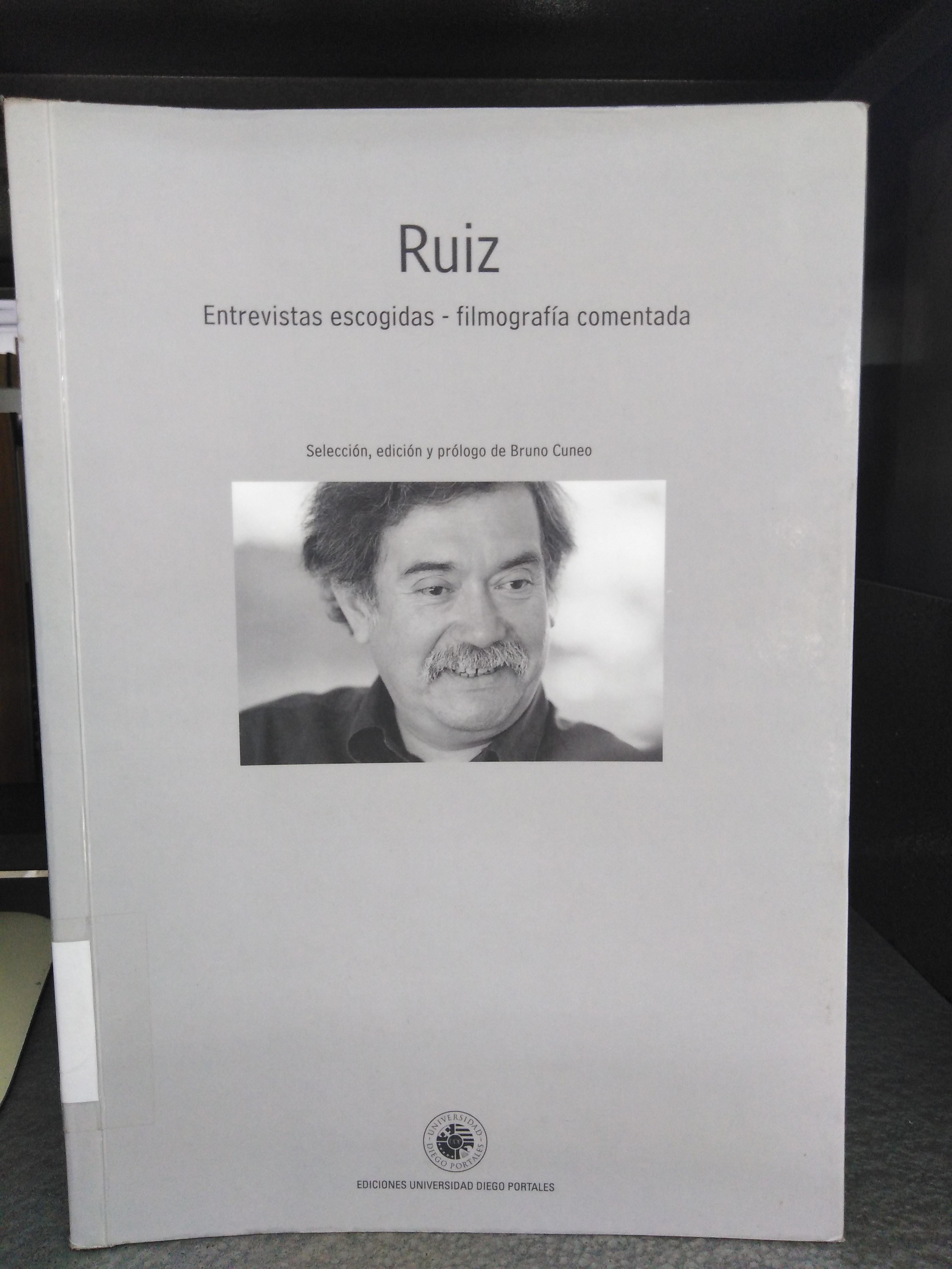"""""""Ruiz"""" [Reseña]"""