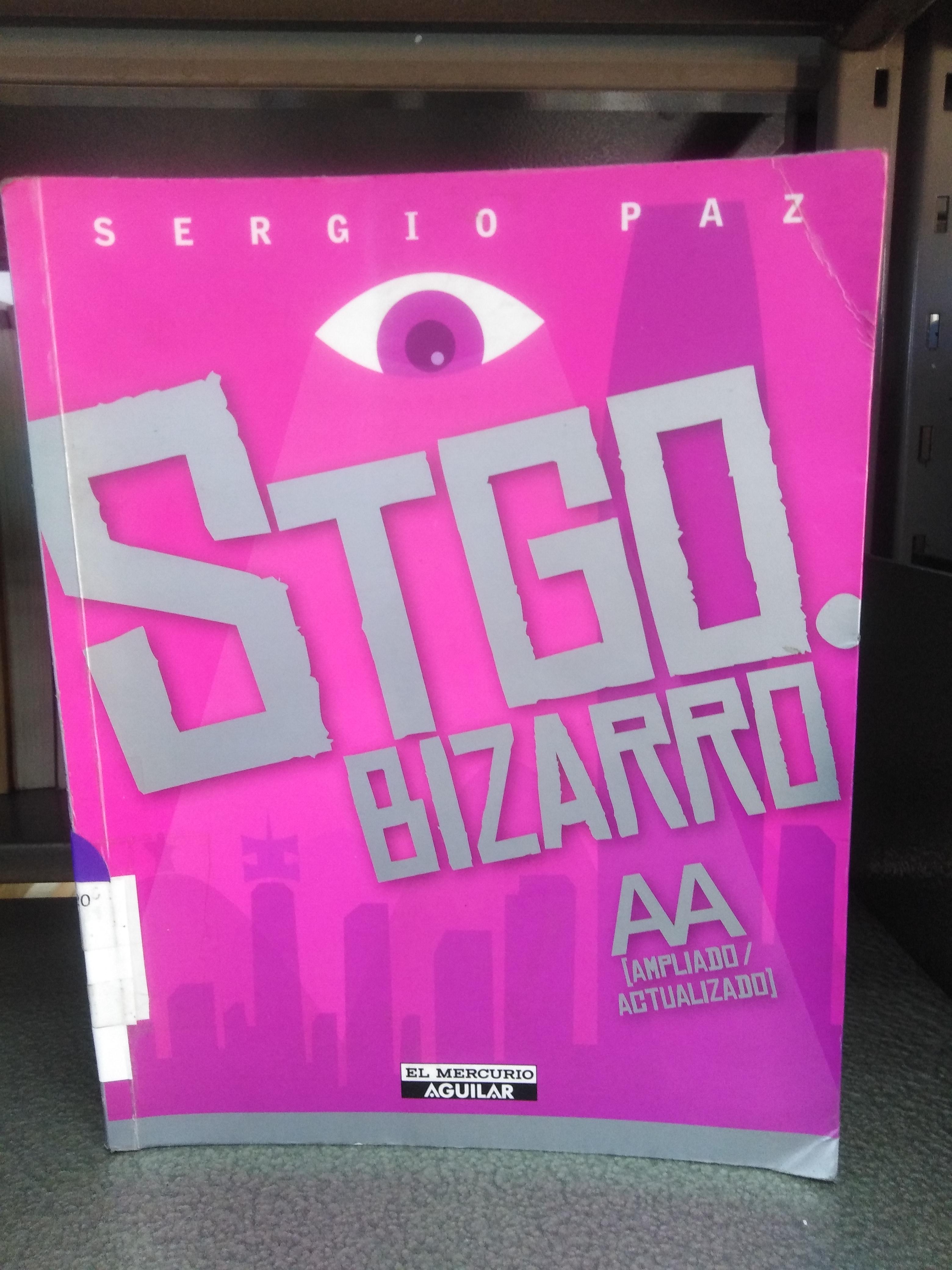Santiago Bizarro [Reseña]
