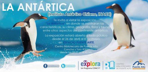 La Antártica