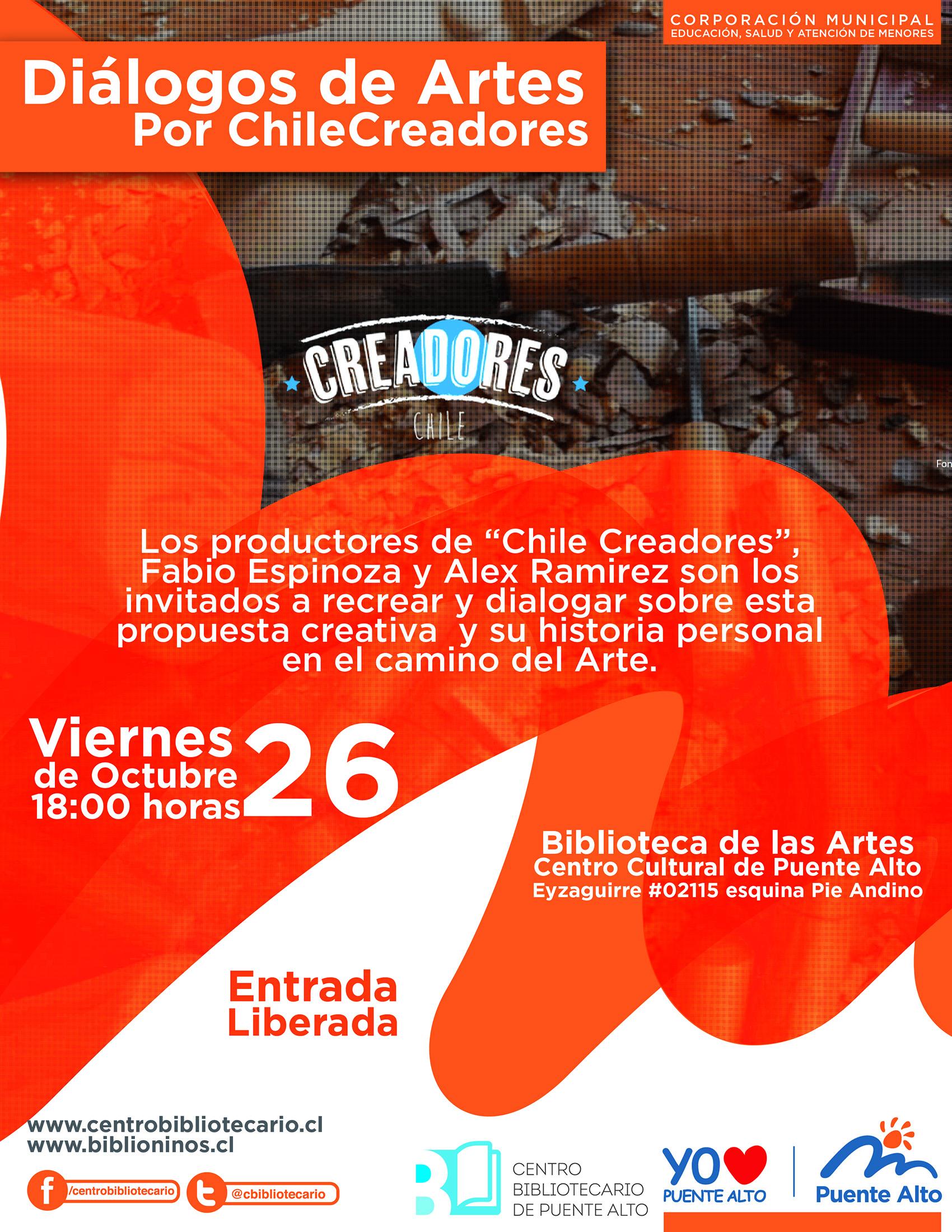 Nuevo Diálogo de Artes en Biblioteca Centro Cultural