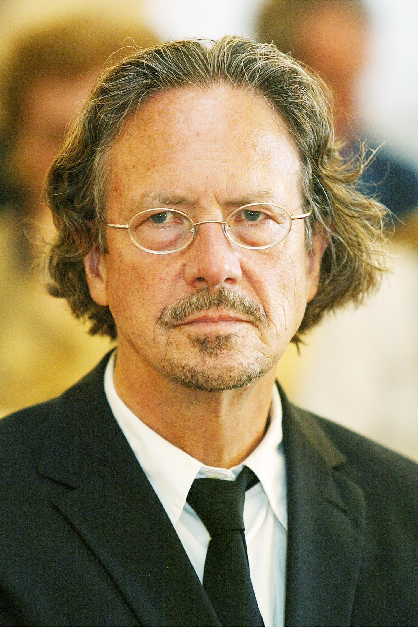 Peter Handke (premio nobel de literatura 2019)