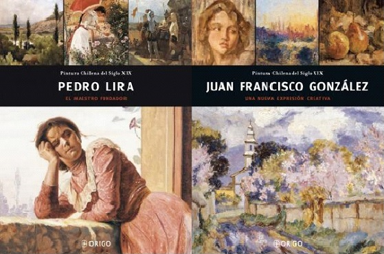Dos maestros de la pintura chilena [Reseña]