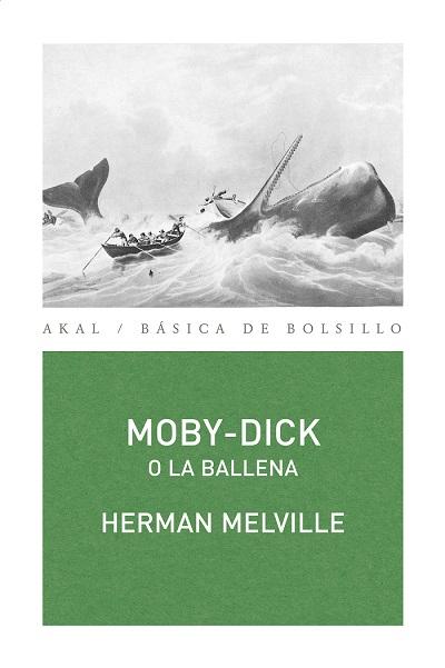 Moby Dick o la ballena blanca [Reseña]