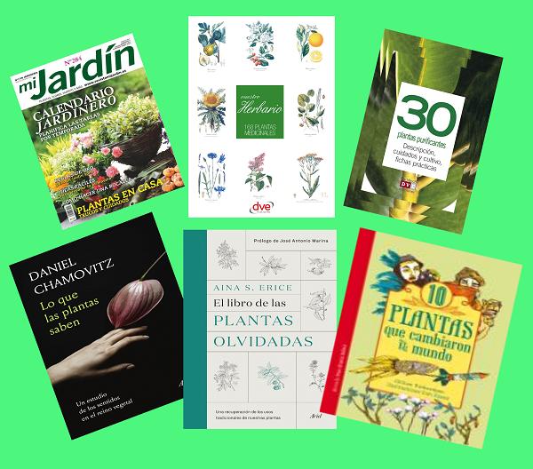 Libros sobre plantas [Reseña]