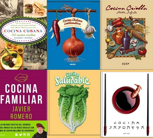 Libros de cocina [Reseña]