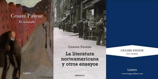 Obras de Cesare Pavese [Reseña]