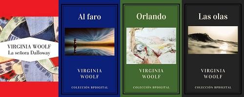 Novelas de Virginia Woolf [Reseña]