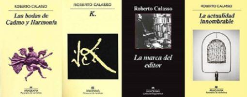 Roberto Calasso [Reseña]