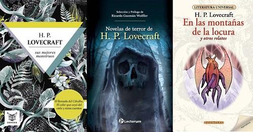 H. P. Lovecraft [Reseña]