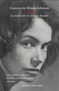 Cuentos de Elena Aldunate: la dama de la ciencia ficción [Reseña]