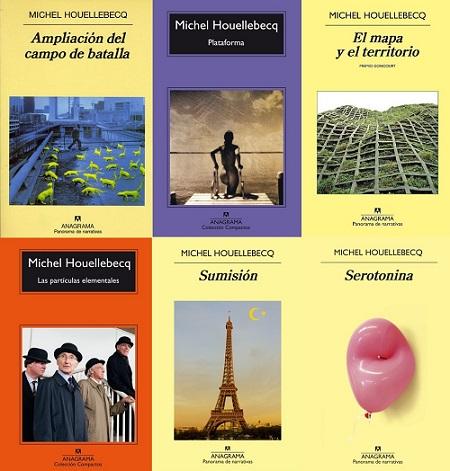 Michel Houellebecq [Reseña]