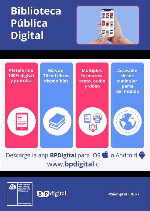 Biblioteca Pública Digital. [Sitio recomendado]