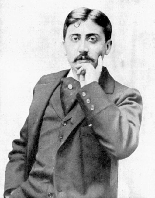Marcel Proust. [Reseña]