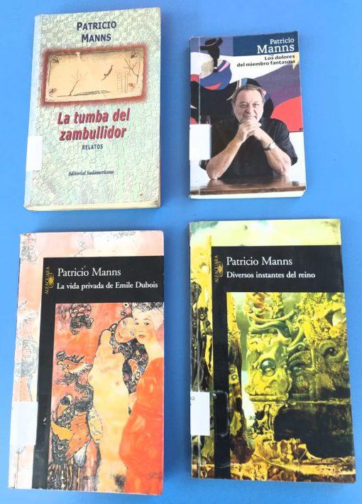 Patricio Manns [Reseña]