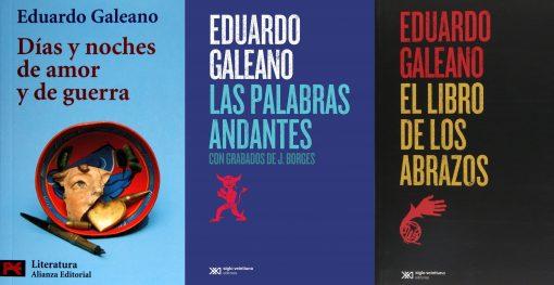 Eduardo Galeano [Reseña]